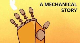 [App Store + HD] A Mechanical Story — союз, понятный только Богу