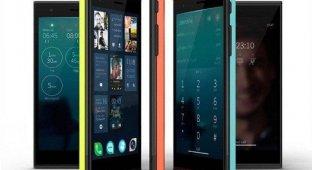 До России добрался первый смартфон на платформе Sailfish [видео]