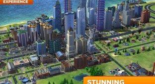 Electronic Arts выпустила трейлер градостроительного симулятора SimCity BuildIt [видео]