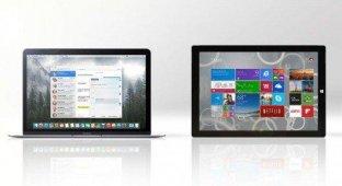 Новый MacBook и Microsoft Surface 3 – что лучше?