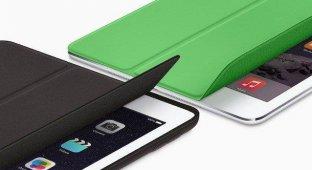 «Умные» чехлы Smart Cover для iPad удивляли прохожих в Лондоне