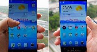 На видео засветился смартфон Oppo с экраном «без рамок»