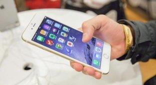 iPhone 6 и iPhone 6 Plus стали самыми популярными смартфонами на корпоративном рынке