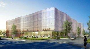 Apple начала строительство в Японии крупнейшего научно-исследовательского центра Азии